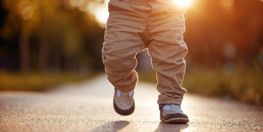 alterazioni del passo nel bambino